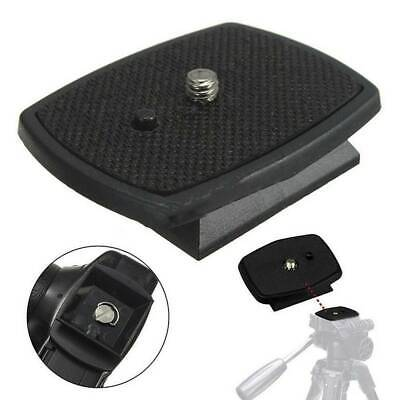 1x Tripod Quick Release Plate Screw Adapter Mount Head For Digital SLR Camera