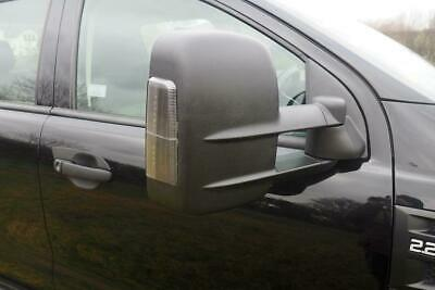 Ford Ranger Towing Mirrors - Extendable Mirrors with Indicator UK STOCK