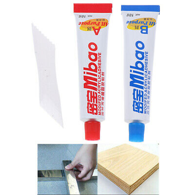 High quality Two-Component Modified Acrylate Adhesive AB Glue Super Sticky FT