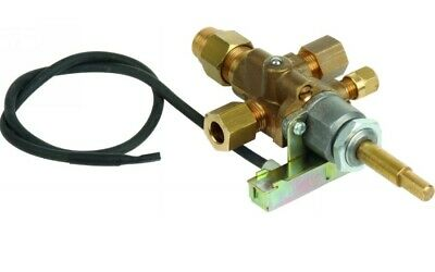 Parry Gas Tap Valve For Lpg Water Boiler Genuine Spare Part Number Gwbgasvalve
