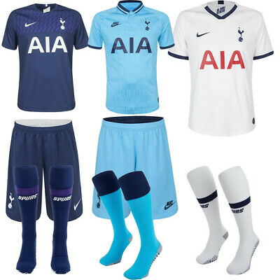 Tottenham Hotspur Soccer Jersey Kids Children Adults Football Kit 2019/20