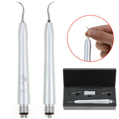 NSK AS-2000 Dental Air Scaler Handpiece Sonic Perio Hygienist+3 Scaling Tips CE