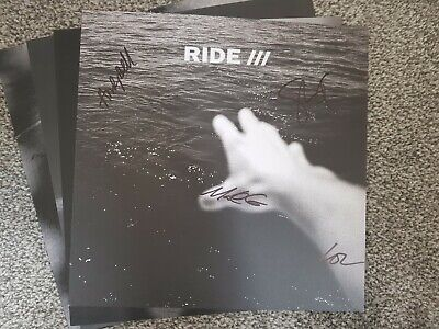 The Band Ride This is not a safe place  (Band) Limited Edition Signed Prints