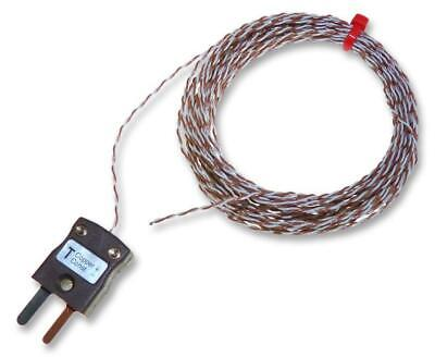 Type T Thermocouple, Durable PFA, -75 °C to 250 °C - LABFACILITY