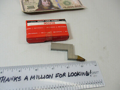 MITUTOYO # 900258 Carbide Tipped Scriber For Height Gage, OEM Box, Unused, EC