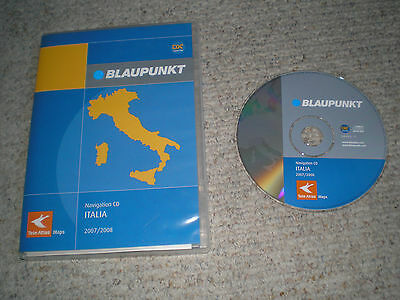 Navigations CD (Travel Pilot DX) Italien 2007/2008,
