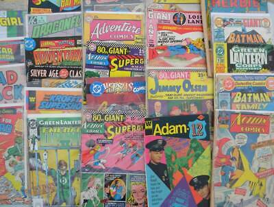 Huge Vintage Lot Of 50 Comic$ Estate Sale (DC Marvel Independent) Best Deal $*..