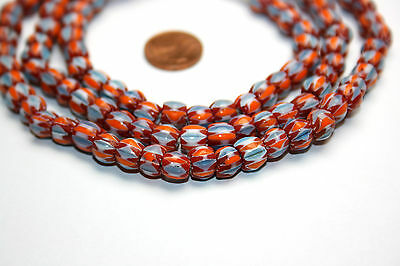 Strang Chevron Perlen trade beads