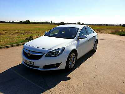 Vauxhall Insignia Elite Ss very top spec (2014) black leather (FREE ROAD TAX)