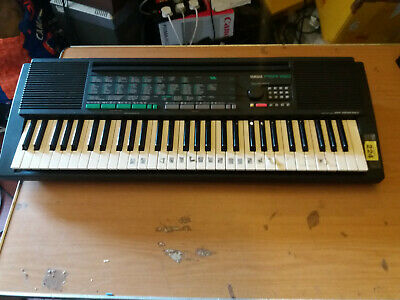 Yamaha Psr-150 Electronic Keyboard 61 Full Size Keys (224)