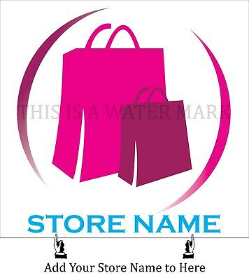 12 Professional Custom Ebay Store LOGO Design With All Rights-Free Source Files