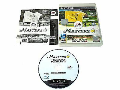 Tiger Woods PGA TOUR 12: The Masters Region 3 Asian Import for PlayStation 3 PS3