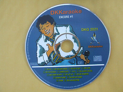 DK Karaoke DKG 2021 Millennium Encore #1 Excellent Condition