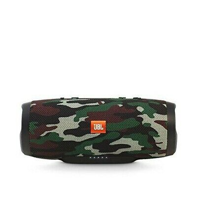 JBL Charge 3 Portable Bluetooth Speaker - Camouflage