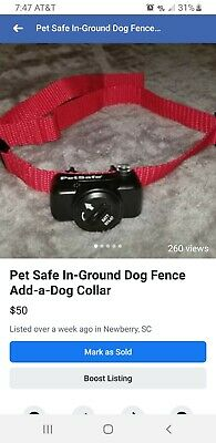PetSafe Deluxe In-Ground UltraLight Receiver Dog Collar