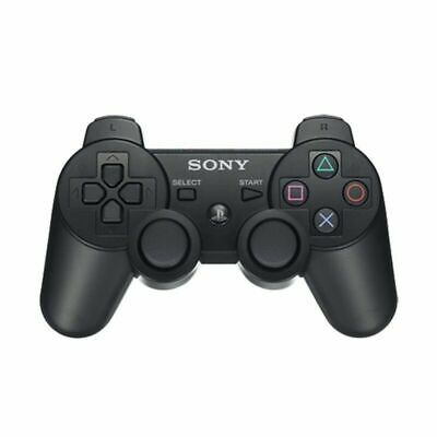 Original Sony PlayStation 3 Ps3 Dualshock Sixaxis Wireless Controller-Tested