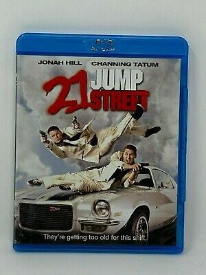 21 Jump Street (2012) Blu-Ray Buy 5 Get 1 Free! Pay $3 Shipping Once!