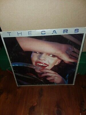 The Cars - Self Titled - Vinyl Record 1978
