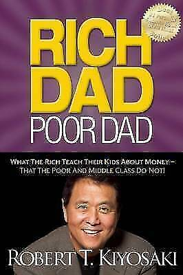 Rich Dad Poor Dad What The Rich Teach About Their Kids About Money Pdf Book