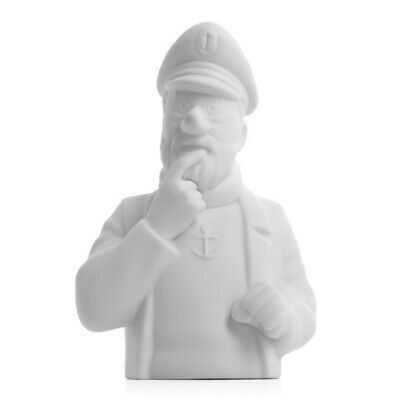 Tintin - Captain Haddock matt bust Figure - Moulinsart limited edition