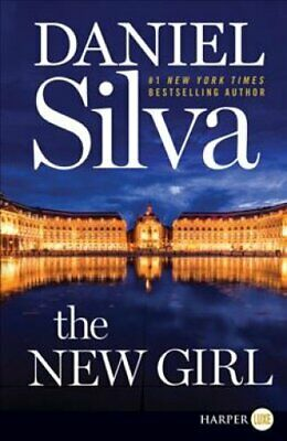 The New Girl by Daniel Silva 9780062835130   Brand New   Free US Shipping