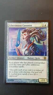 Mtg.Ethersworn Canonist FOIL. Shards Of Alara Rare.Never played, perfect