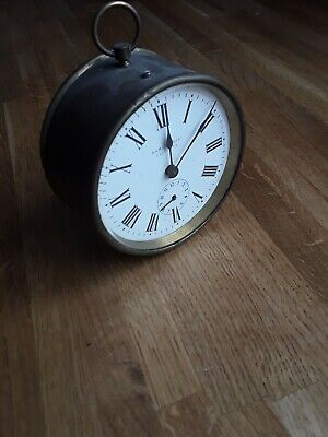 French carrage clock working order no key