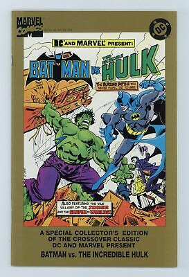 Batman vs. the Incredible Hulk 1A 1st Printing FN+ 6.5 1995