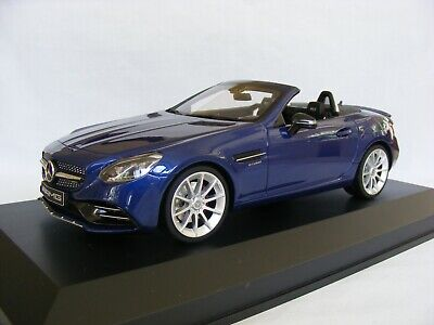 AMG Mercedes SLC 43 - 1/18th Scale (Limited Edition) - GT Spirit - New