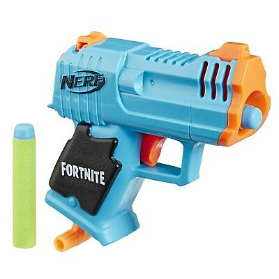 NERF FORTNITE Micro HC-R MicroShots Blaster E6751 Officially Licensed NIB/Sealed