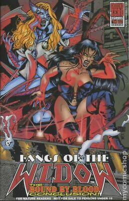Fangs of the Widow #14 VF 8.0 1997 Stock Image