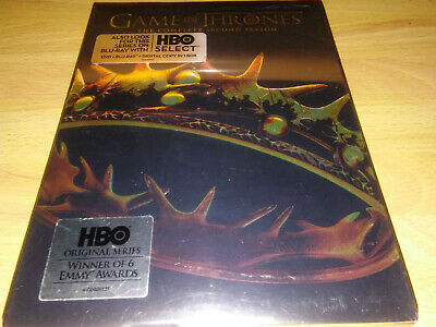 Game of Thrones: The Complete Second Season BRAND NEW!!!!!