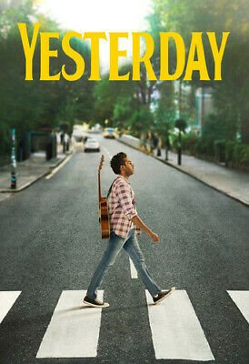Yesterday (REGION 1 DVD New)