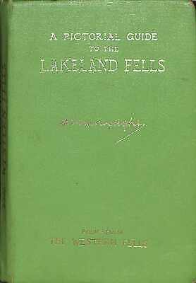 A Pictorial Guide to the Lakeland Fells Book Seven: The Western Fells: Being an