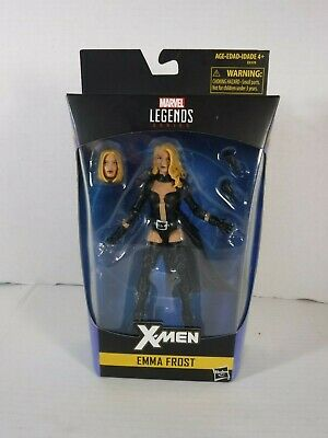 """Marvel Legends Walgreens Exclusive 6"""" Emma Frost Figure NEW and Sealed"""