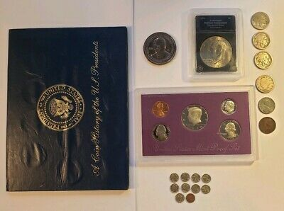 Miscellaneous US Coins - Junk Drawer Lot