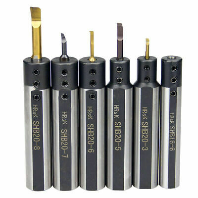 Holder Turning Tool Carbide Boring Thread SHB20/SHB16 Small Bore Inner