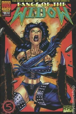 Fangs of the Widow #11 VF 8.0 1997 Stock Image