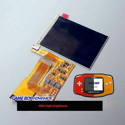 Pour Nintendo GameBoy Advance GBA 10-Level IPS Backlight LCD Screen Kit / Mirror