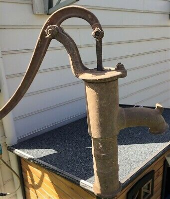 Antique Douglass Water Pump