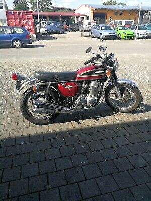 Honda CB 750 four original unrestauriert, 18000km