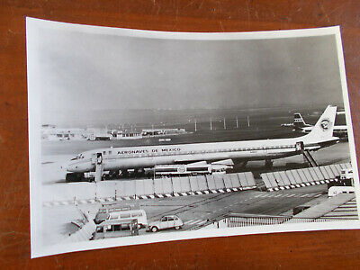 McDonnell DC8-Photo aviation 12/18-Collection.