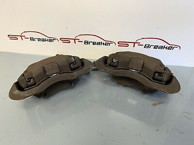 Genuine Ford Focus ST ST225 Pair Of Front Brake Calipers, Carriers & Hoses Used