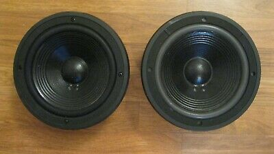 Matched Pair of JBL 116H-1 Woofers / L60T and Others / Excellent Condition