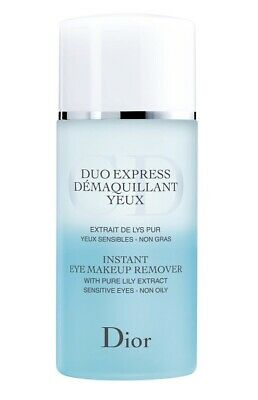 Dior Instant Eye Makeup Remover w/ Pure Lily Extract