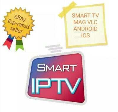 SMART IPTV 12 MOIS + ADULTE TOUT SUPPORTS (Smart tv Android iOS MAG m3u VLC)