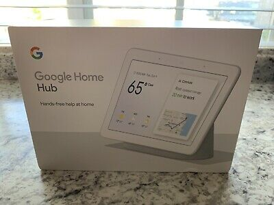 Google Home Hub Smart Display with Built-In Google Assistant