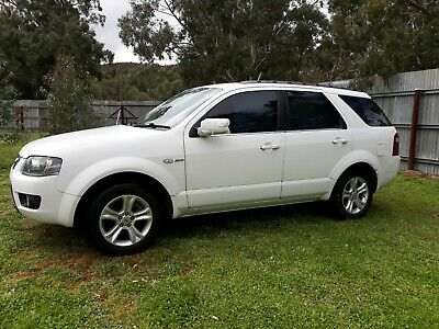 Ford Territory 2009 Model,165,000 Ks No Rego,Suit Re Reg Or Wreck