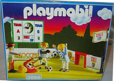 But pour Stade Street Cup Arena 3868 Football SPORT PLAYMOBIL V5125