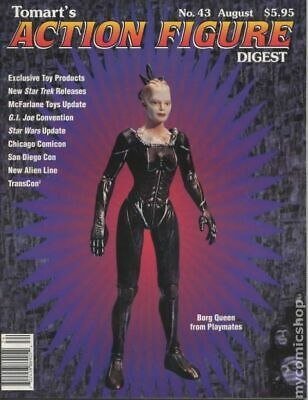 Tomart's Action Figure Digest #43 FN 1997 Stock Image